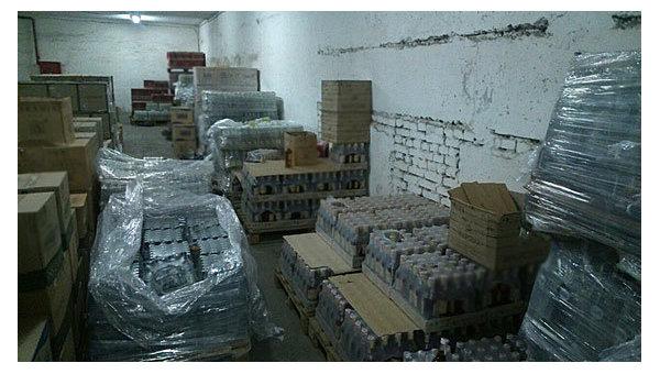 Полиция изъяла партию фальсифицированной водки на 30 млн грн