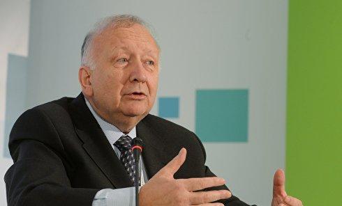 Бывший зампредседателя Парламентской ассамблеи (ПА) ОБСЕ, экс-депутат бундестага Вилли Виммер.