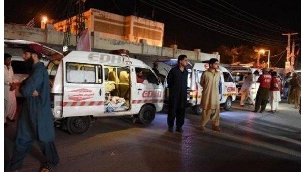Атака на полицейскую академию в Пакистане