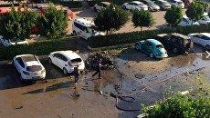 Взрыв в Турции. Анталья