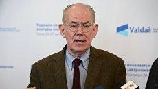 Профессор политологии Чикагского университета Джон Миршаймер
