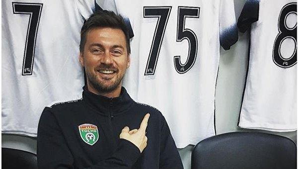 Футболист Артем Милевский. Архивное фото