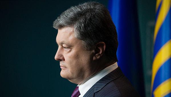 Украина больше небудет жить засчет финпомощи Запада— Порошенко