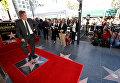 Хью Лори получил звезду на голливудской Аллее славы