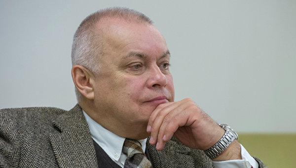 Гендиректор международного информационного агентства Россия сегодня Дмитрий Киселев