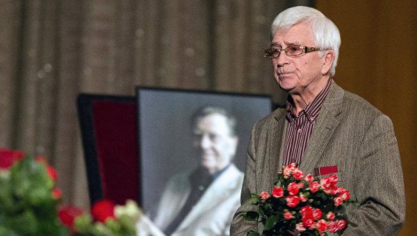 Режиссер, кинооператор и сценарист Вадим Дербенев. Архивное фото