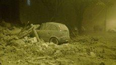 Землетрясение в центральной области Италии