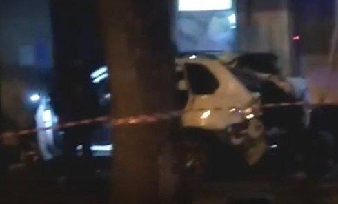 Смертельное ДТП в Одессе. Видео