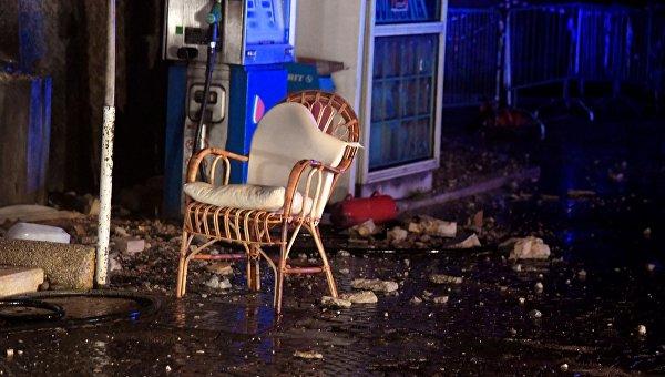 Землетрясение в5,6 баллов зарегистрировано в130км отТонга