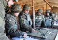 Артиллеристы и зенитники Нацгвардии провели масштабные учения