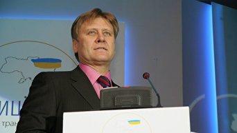 Экс-председатель Государственной службы автомобильных дорог Украины Вадим Гуржос. Архивное фото
