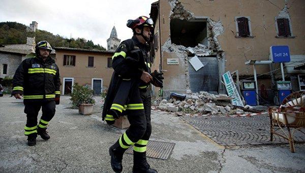 Новое землетрясение вИталии ощутили и граждане Рима