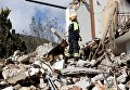 Землетрясение в Борго Сан-Антонио, Италия
