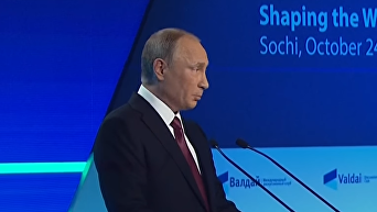 Путин: Америка — великая держава, а не банановая страна
