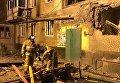На месте обстрела в Макеевке