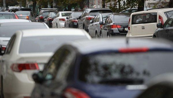 Машины в Киеве