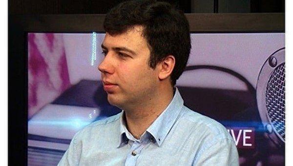 Эксперт-международник, представитель Международного центра перспективных исследований Евгений Ярошенко