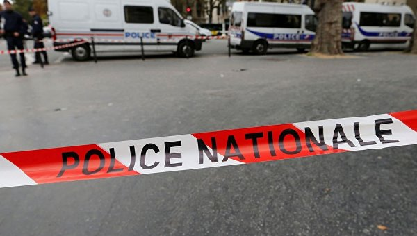Полиция Франции задержала 4 человек в ходе АТО в Страсбурге