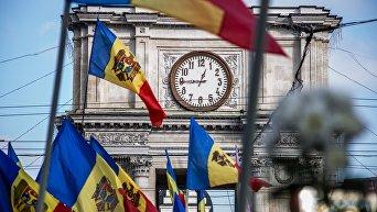 Флаги Молдавии