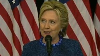 Новое расследование ФБР. Клинтон призывает опубликовать материалы. Видео