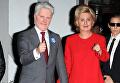 Кэти Перри и Орландо Блум превратились в супругов Клинтон