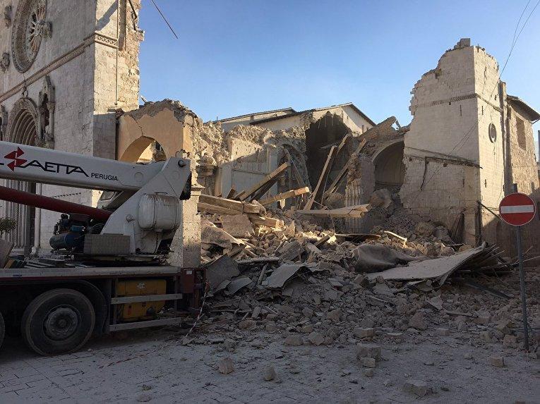 ВРиме закроют из-за землетрясения все школы