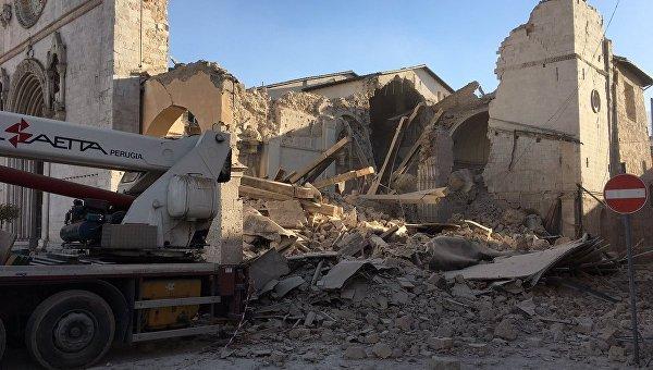После землетрясения вРиме перекрыли метро