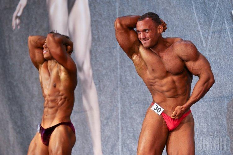Финал Чемпионата Украины по бодибилдингу, фитнесу и бодифитнесу WABBA