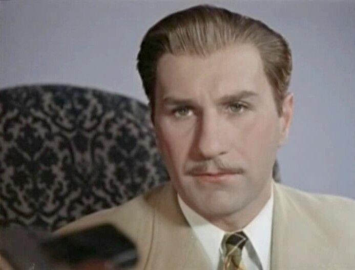 Владимир Зендин, фильм В квадрате 45 (1955)