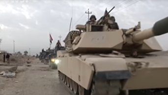Иракская армия вошла в Мосул. Видео
