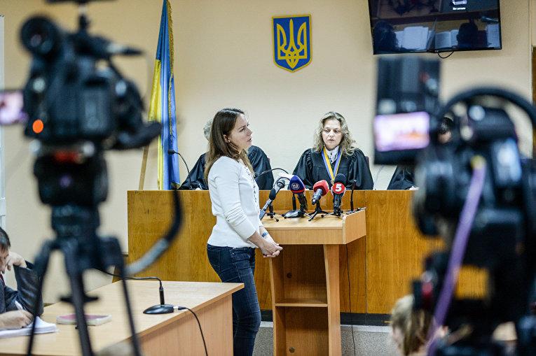 Сестра Савченко назвала виновных веепохищении