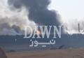 Серия взрывов на нефтяном танкере в Пакистане. Видео