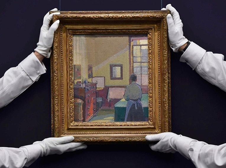 Вещи Дэвида Боуи выставлены нааукционе Sotheby's