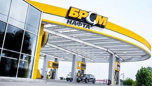 Заправка сети БРСМ-нефть