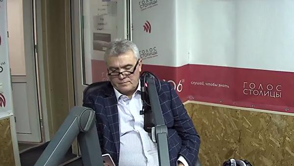 Заслуженный экономист Украины, эксперт по банковским вопросам Игорь Полховский. Архивное фото