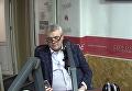 Заслуженный экономист Украины, эксперт по банковским вопросам Игорь Полховский.