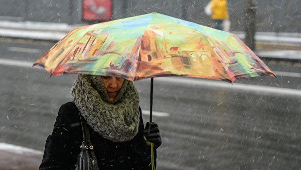 Вгосударстве Украина ожидаются сильные снегопады, метели игололедица— Погода навыходные