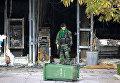 На месте взрыва в Таиланде