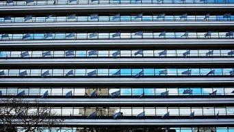 Здание в Буэнос-Айресе. Аргентина. Архивное фото