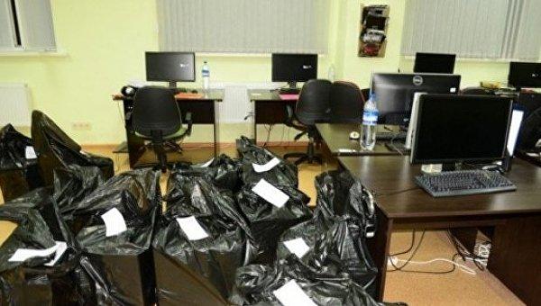 Фискальная служба проводит обыск вофисе крупного провайдера