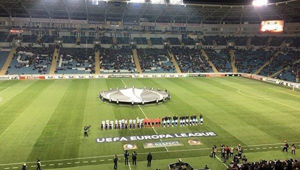 Лига Европы: «Заря» и«Фейеноорд» сыграли вничью, видео голов