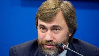 Вадим Новинский. Архивное фото