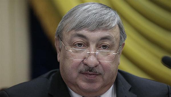 Экс-руководитель Высшего хозяйственного суда Виктор Татьков. Архивное фото