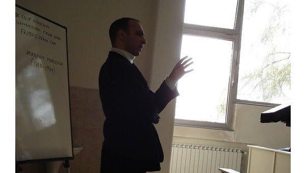 Аналитик Филип Ковачевич