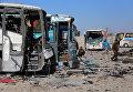 В Ираке террористы-смертники взорвали скорые
