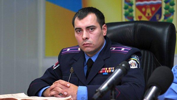 ВОдессе назначили и.о. начальника милиции области