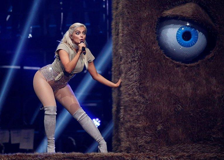 Вручение MTV Europe Music Awards. Выступление Биби Рекса