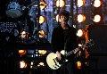 Вручение MTV Europe Music Awards. Выступление Green Day - победителя в номинации Глобальная икона