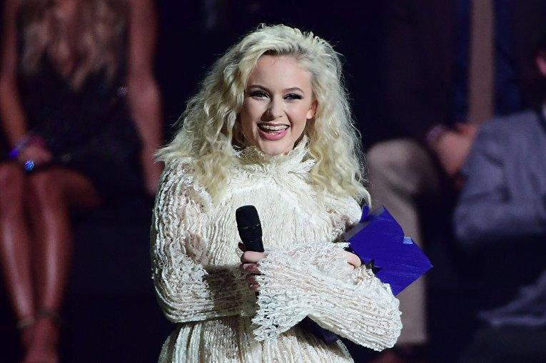 Вручение MTV Europe Music Awards: Зара Ларссон