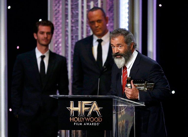 ДиКаприо получил премию Hollywood Film Awards